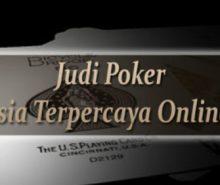 trik judi poker